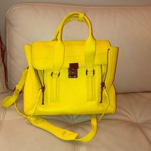 Bright yellow Phillip Lim Pashli bag